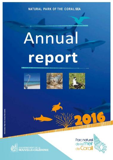 Annual report 2016 Natural park of the coral sea.jpg