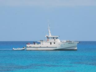 Le navire Amborelle, Pierre Bachy, SCO