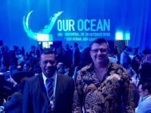 """5e conférence """"Our Ocean"""" à Bali"""