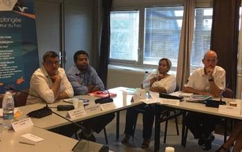 Le 4ème comité de gestion, décembre 2016, DAM SPE