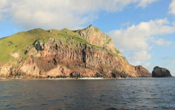 L'île Hunter, Julien Baudat Francesci