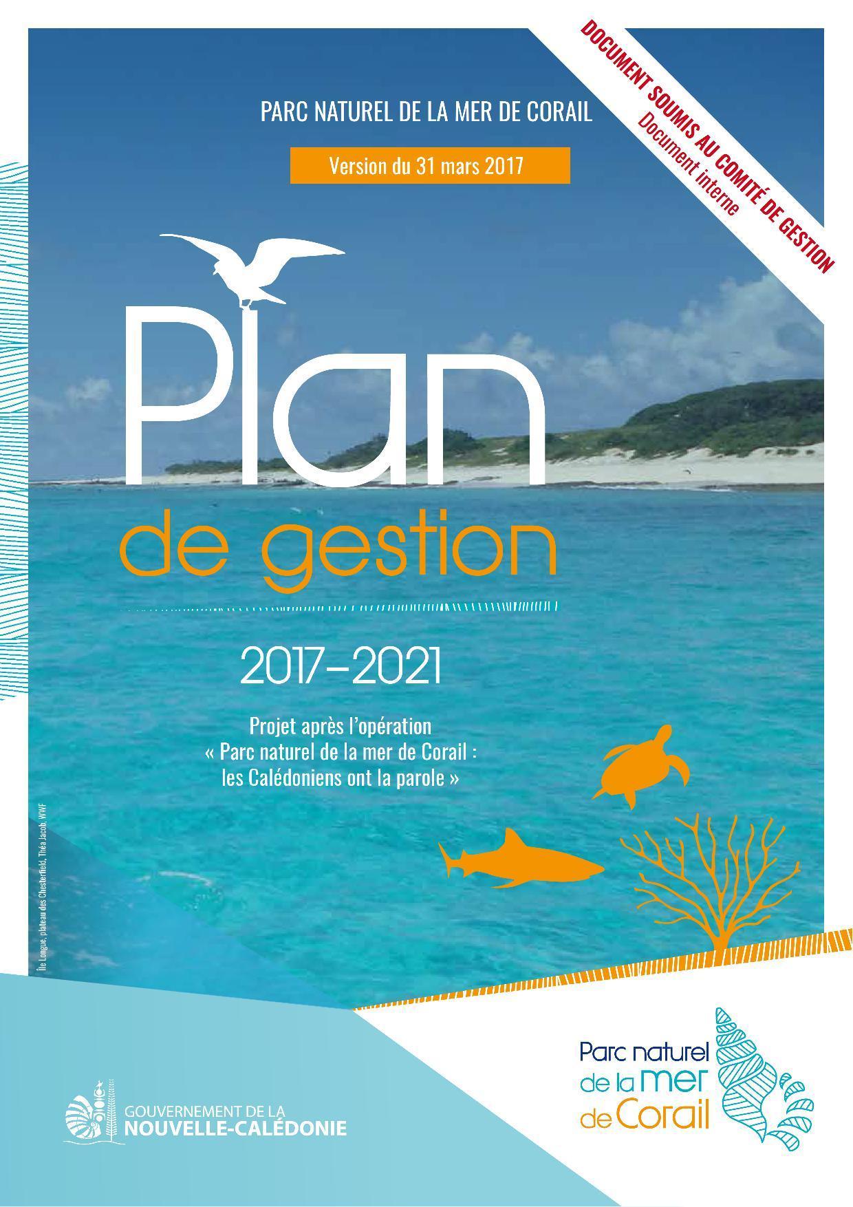 Plan de gestion version 31 mars 17